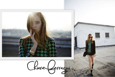 Chiara Ferragni - The Blonde Salad