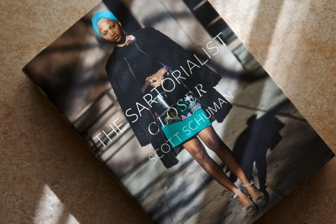the sartorialist book -closer by scott schman