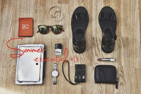 fashion summer essentials 2014