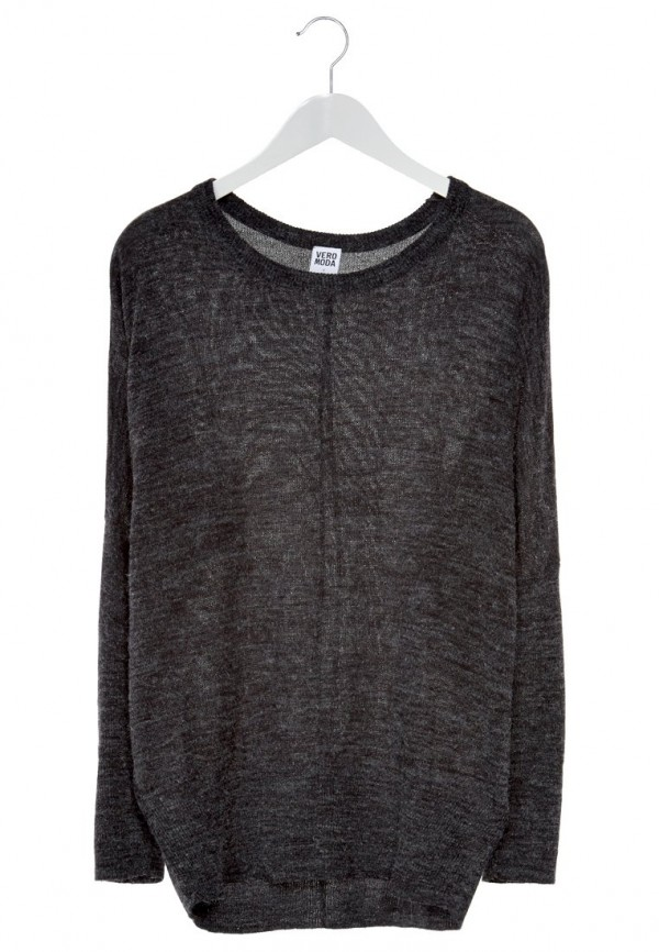 Pullover – gris